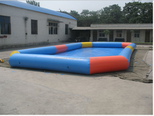 Hot sale durable inflatable pool toy/inflatable swimming pool/inflatable pool rental