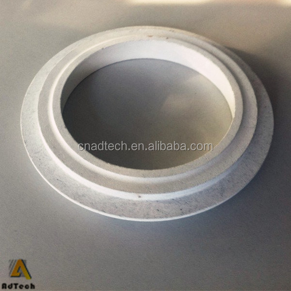 Top quality N17 material transition plate for aluminium billet casting production