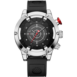 WEIDE New Arrival WH6301 Weide Quartz Men Brief Watch, Elegant Professional Watches