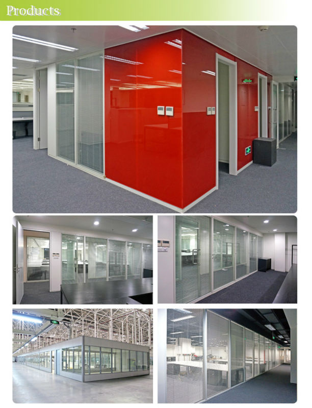 A Italian Steel Machine One Time Shaping Office Wall Partition
