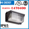 60w LED wall pack UL DLC RA>80 TOP led chip good price outdoor wall mounted led light