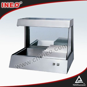 Commercial Stainless Steel Potato Chip Table Top Warmer