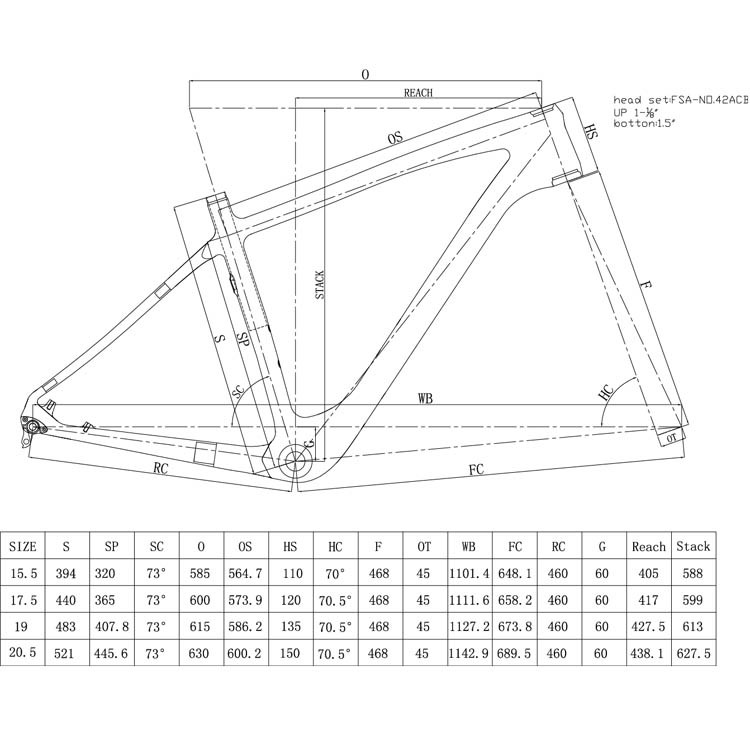 Hot Sale 26er Imported Toray Chinese Carbon Fat Bike Frame