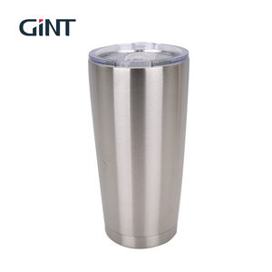 Wholesale manufacturer popular stainless steel 600ml travel coffee cups and blank mugs with lids