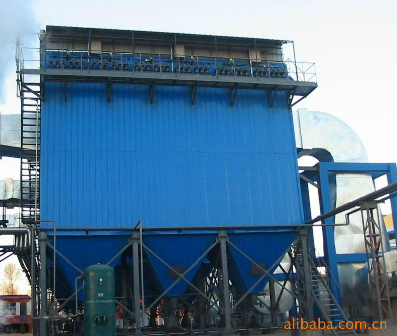 High Efficiency Dust Collector Pulse with Siemens PLC for Power Factory