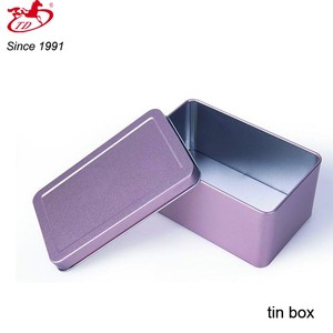 biscuit cookie tin box packaging, food safe tin can