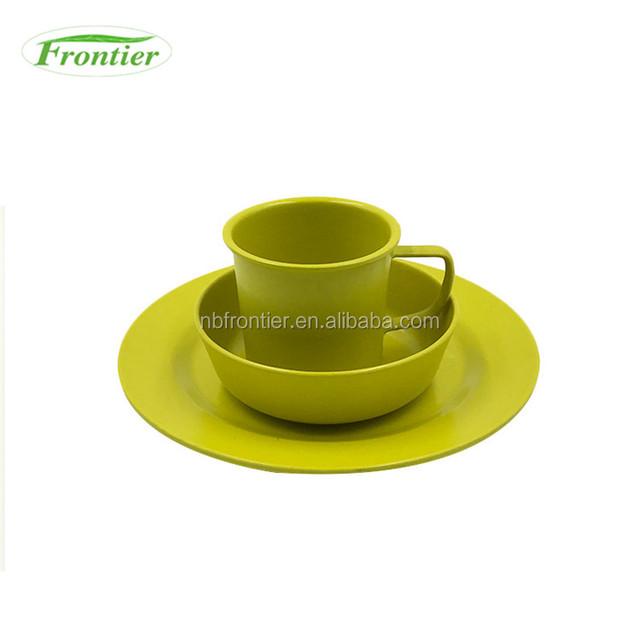 Wholesale Personalized Bamboo Fiber Reusable Tableware Soup Bowl Set  sc 1 st  Alibaba & Buy Cheap China personalized tableware Products Find China ...