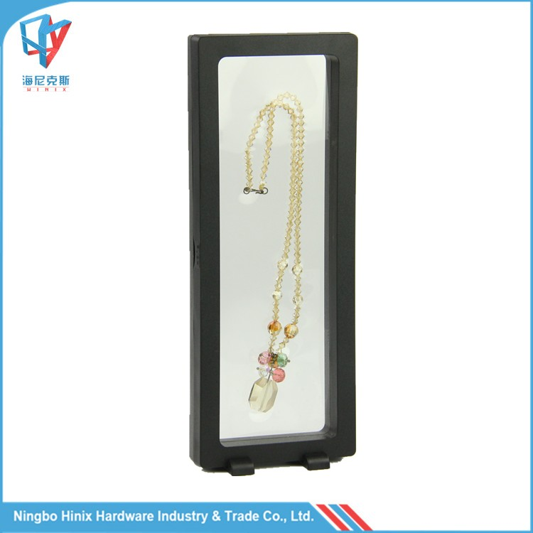 Plastic White Necklace Jewellery Packaging gift Box Wholesale