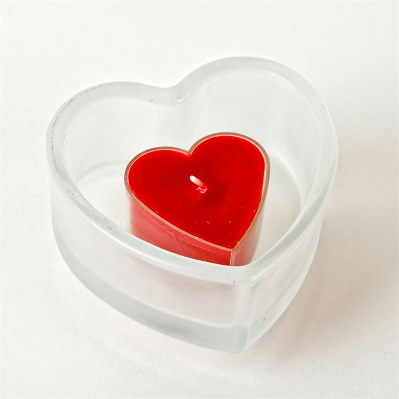 Valentine's Day Decor Romantic Gift Tealight Candle On Sale