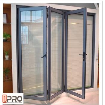 Best Square Used Windows And Doors Aluminum Folding Door/australian ...