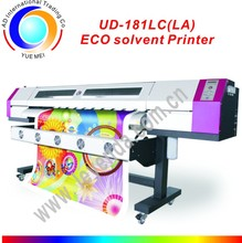 challenger eco solvent printer ud-181LC with dx5 head