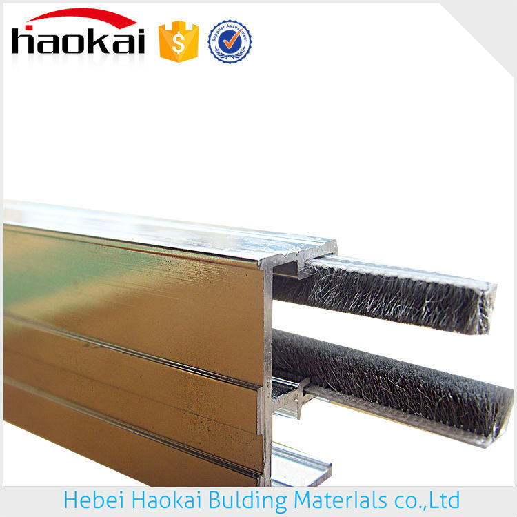 Guaranteed Quality Weather Strips Aluminum Window Door Accessories