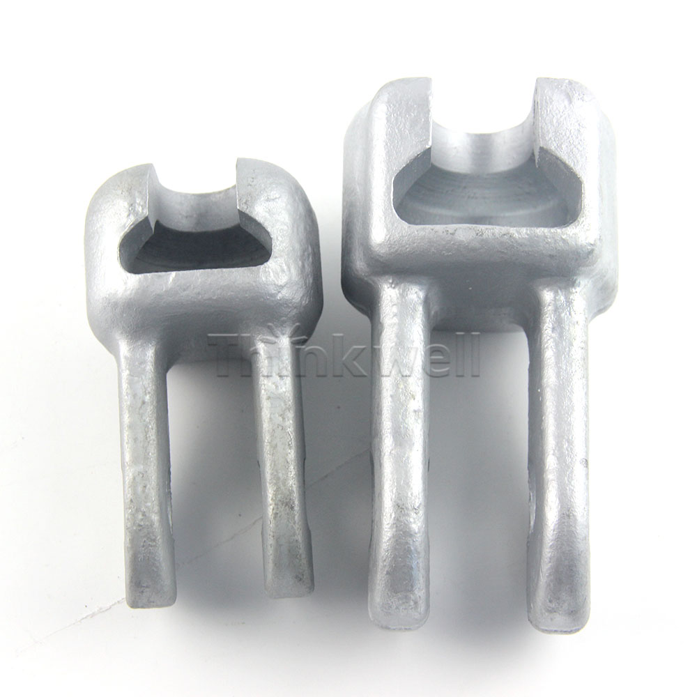 Forged Hot Dip Galvanized Pole Line Hardware