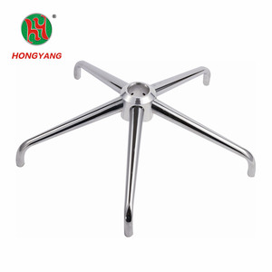 Metal Office Chair Spare Parts of Chair Components Office Chair Base