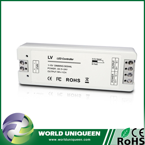 5-36VDC 0/1-10V Signal 1CH PWM Constant Voltage Dimming Driver