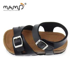 b63dd77abee0 China Leather Roman Sandals