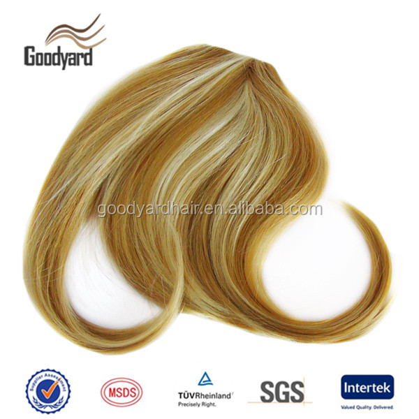 Buy cheap china clip hair extension supply products find china wholesale qingdao factory supply human remy hair clip in bangs extension pmusecretfo Images