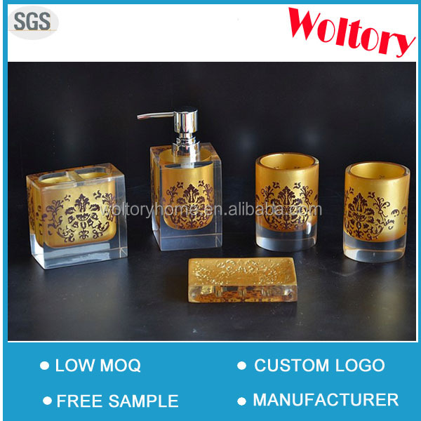 China Supplier Resin Bathroom Accessories,Wholesale Polyresin ...