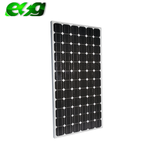 Rechargeable Battery Power Source and Emergency Usage LED Solar panel 240w mono