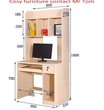 Latest Design Kids Study Tables Desk For High School ... Study Table With Cabinet