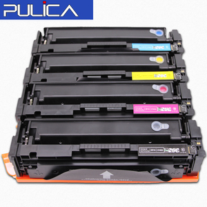 Compatible for HP color laser printer toner 201A
