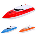 Kid Remote Control Boat RC Super Mini Speed Boat High Performance Boat Toy K5BO