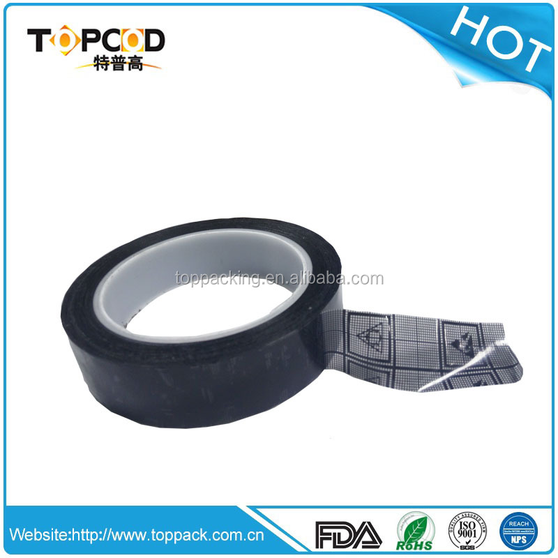 Anti static PET tape for used in the electronics industry