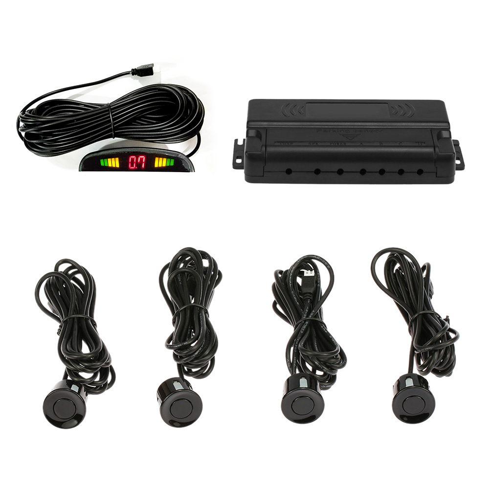 sensors led display car parking sensor