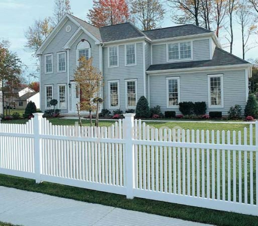 Garden Fence Pvc, Garden Fence Pvc Suppliers And Manufacturers At  Alibaba.com