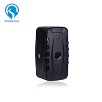 LK209C 20000mAh Long Battery Life Magnetic Car GPS 3G Tracker