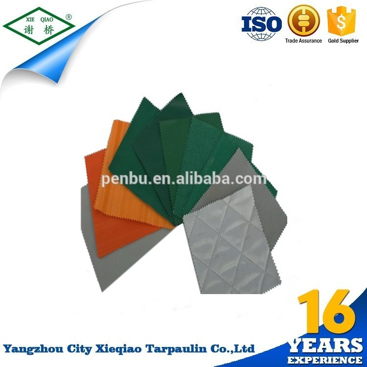 Tarpaulin cover, PVC coated fire-resistant roll tarpaulin fabric from china factroy