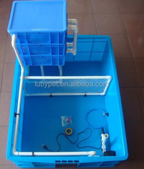 Aquaculture fish show tub fish breeding tank for for Fish breeding tank