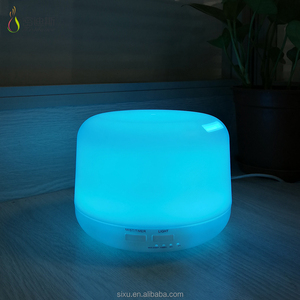 wooden textured New design ultrasonic aroma diffuser cool mist impeller air humidifier malaysia