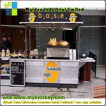 Interior Centro Comercial Kiosco Ideas Fresco Diseño Quiosco De ...