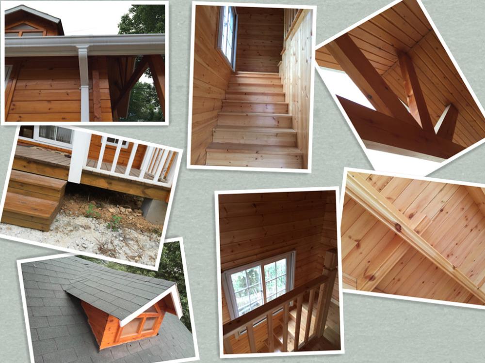 Pine Wood Prefabricated Wooden House Price Buy