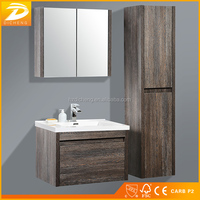 Single Sink Modern Special Designs Wall 30 Inch Bathroom Vanity With Top
