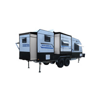 Holiday RV with Quality Furniture and Spacious Awnings