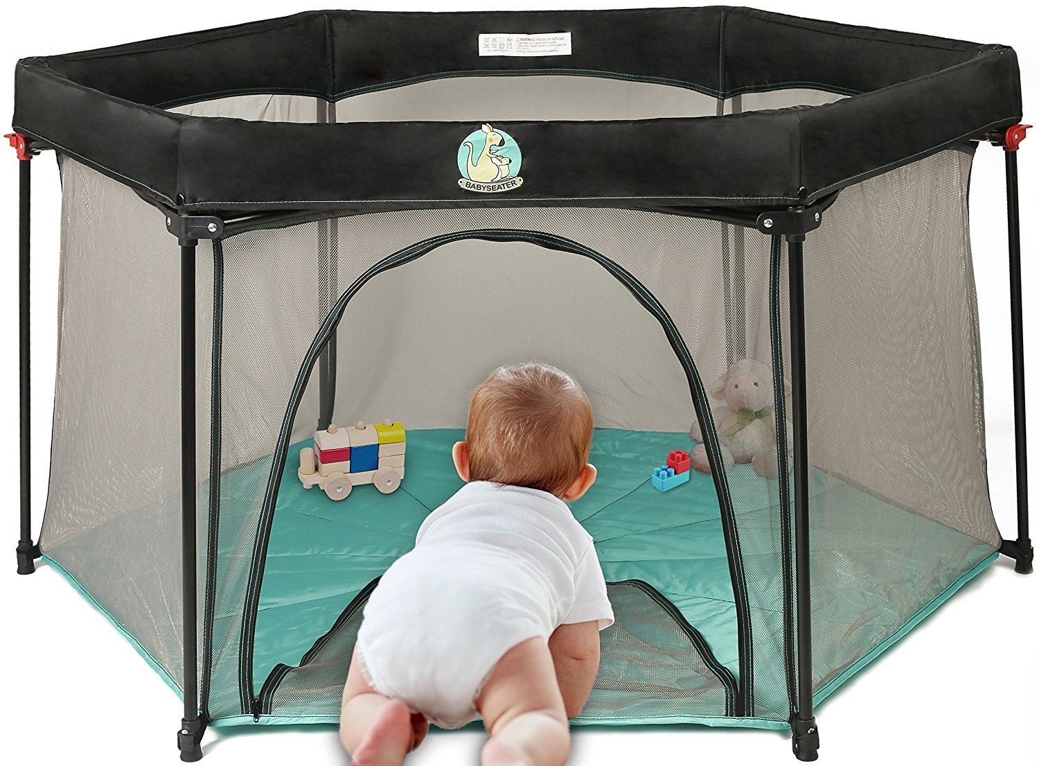 Infant Pack N/' Play Portable Playard Suitable for Indoor or Outdoor Use