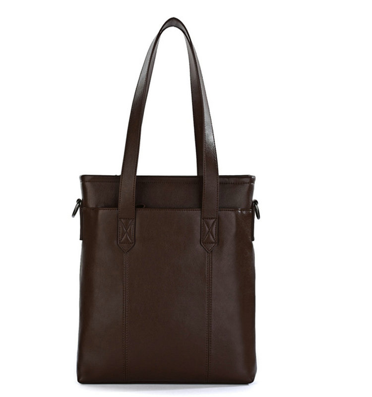 High quality muanufacture direct sell genuine leather hand bag