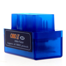 Mini ELM327 V1.5 ELM 327 OBD2 Bluetooth Interface Auto Mobil <span class=keywords><strong>Scanner</strong></span> obdii <span class=keywords><strong>obd</strong></span> ii Diagnostik bekerja pada Android Windows Symbian