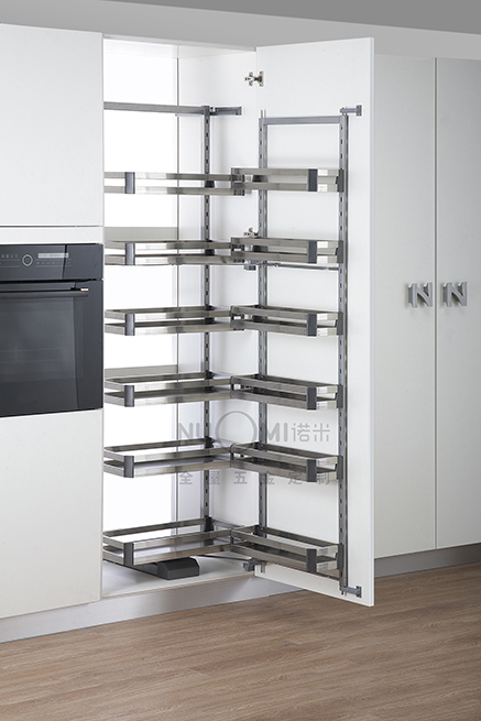 Kitchen organizer tandem pantry unit NUOMI Pantry