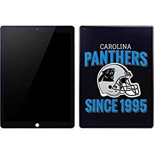 NFL Carolina Panthers iPad Pro Skin - Carolina Panthers Helmet Vinyl Decal Skin For Your iPad Pro