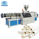 800Kg/h Plastic Extruder PVC Pipe Making Machine
