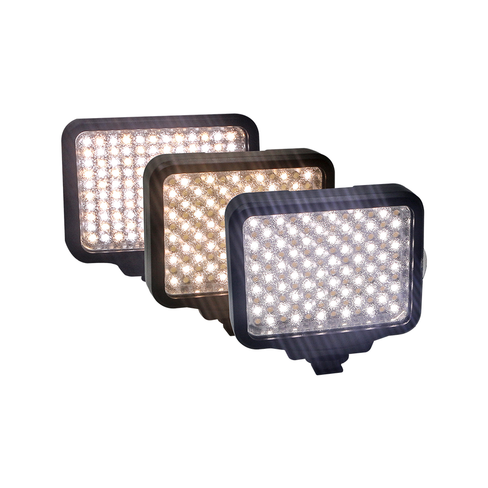 High Quality LED-5009A 7.2W 1200LUX 120pcs Lamps LED Video Light for Photography DV Camera
