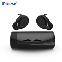 2019 Bluetooth Earphone Mini Nirkabel Headset <span class=keywords><strong>Bt</strong></span> Headphone untuk iPhone