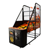 Coin operaed basketball sports game machine hot sale basketball arcade game machine