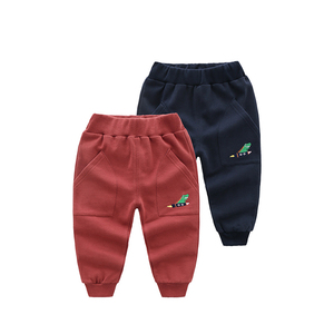 2019 New product cotton kids Boys Casual Gym Pants ports Jogging Pants