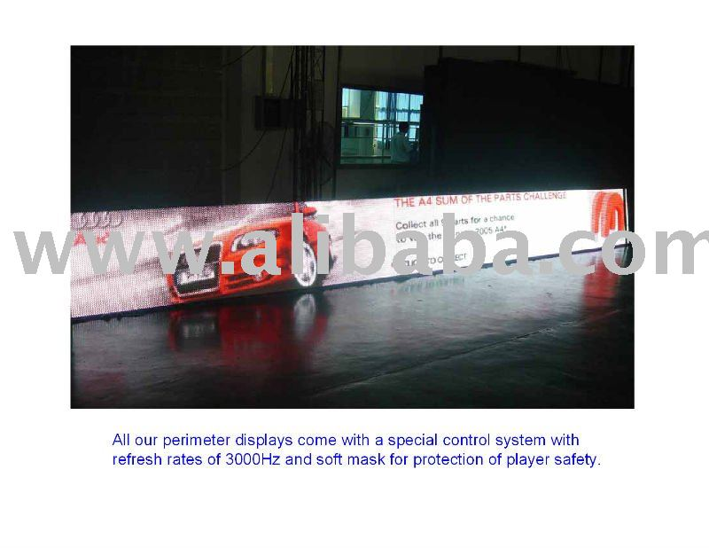 Sports LED Display Screen