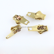 Jacket Designer Metal Zipper Pull Jeans 4YG Zipper Slider