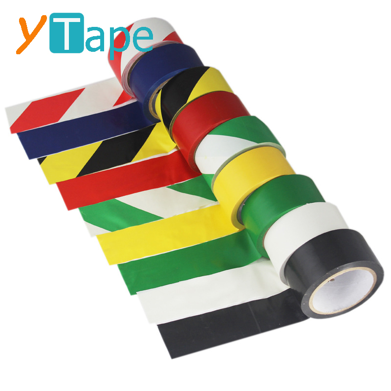 500m Various Colours Non Adhesive Strong Hazard Warning Barrier Tape Safety Crowd Control Health Bunting PVC 72mm